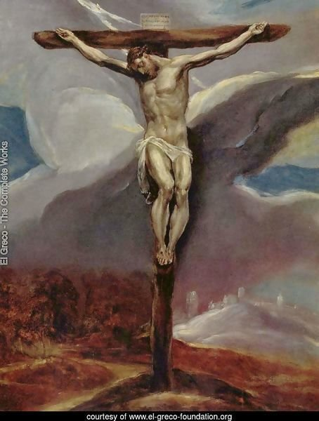 Christ on the Cross 2