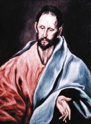 El Greco - St. James the Less