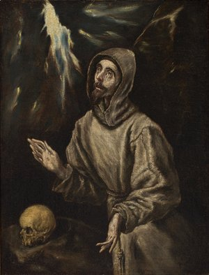 The Ecstasy of St. Francis of Assisi