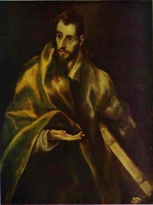 El Greco - St  James The Greater