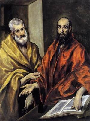 Saints Peter and Paul 1605-08