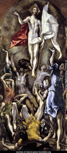 The Resurrection 1596-1600