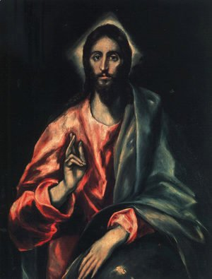 The Saviour, 1604-14