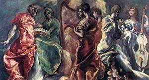 Angelic Concert c. 1610 & El Greco - The Complete Works - An Allegory with a Boy Lighting a ... azcodes.com