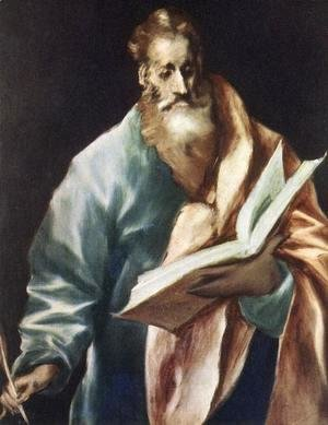 Apostle St Matthew 1610-14
