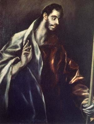 Apostle St Thomas 1610-14