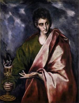 St John the Evangelist 1595-1604